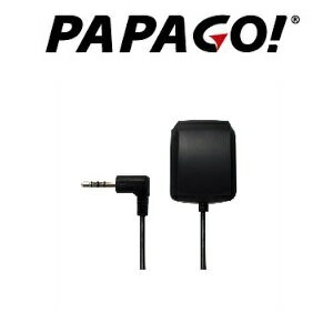 PAPAGO A-JP-RVC-2 PAPAGOドライブレコーダー専用 GPSアンテナ 対応機種 GS118、GS372、GS381、GS200、S30、S30pro、GS268、GS388mini
