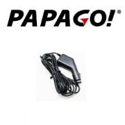 PAPAGO A-GS-G20 専用シガー電源シガープラグケーブル 対応機種 GS268 GS388mini