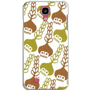 【送料無料】 inaho (クリア) design by PansonWorks / for GALAXY J SC-02F/docomo 【SECOND SKIN】galaxy j ケース...