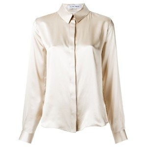 Gloria Coelho - silk shirt - women - シルク - P