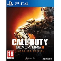 Call Of Duty BLACK OPS III PS4 HARDENED EDITION by ACTIVISION [並行輸入品]