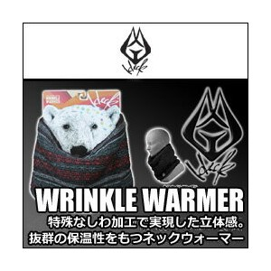 [10%OFF]HECK(ヘック) ネックウォーマー【WRINKLE WARMER】BLOOD NORDIC