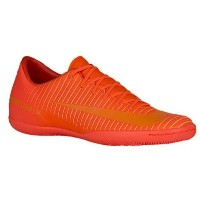 (取寄)ナイキ メンズ マーキュリアル ビクトリー 6 ic Nike Men's Mercurial Victory VI IC Total Orange Hyper Crimson Peach...