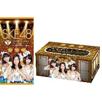 SKE48 official TREASURE CARD Series2 BOX