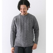 DOORS Melange Cable Knit【アーバンリサーチ/URBAN RESEARCH】