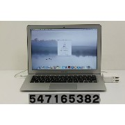Apple MacBook Air A1466 Mid 2012 Core i5 1.8GHz/128GB(SSD) 【中古】【20160728】