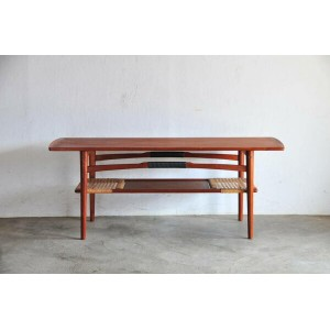 Vintage Teak Coffee Table北欧 デンマーク ビンテージ ウェグナー