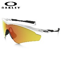 オークリー サングラス M2フレーム XL OAKLEY OO9345-04 M2 FRAME XL ASIA FIT Polished White / Fire Iridium オークレー...