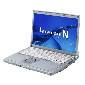 中古ノートパソコンPanasonic Let's note N9 CF-N9 CF-N9KW5MDS 【中古】 Panasonic Let's note N9 中古ノートパソコンCore i5...