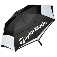 TaylorMade TM Tour Double Canopy Umbrella【ゴルフ アクセサリー>傘(ツアー)】
