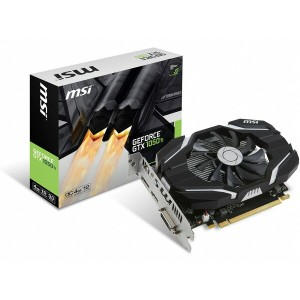 ◆PCI-E【MSI】GeForce GTX 1050 Ti 4G OC
