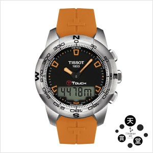 TISSOT TOUCHCOLLECTION TACTILETECHNOLOGY ティソ TISSOT T-TOUCH II T-タッチ2 T0474201705101