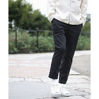 【MROLIVE(ミスターオリーブ)】M-7120-COOL TOUCH STRETCH NYLON /TAPERED EASY PANTS パンツ