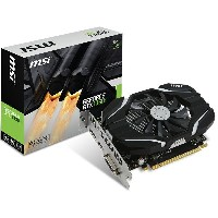 msiビデオカード GEFORCE GTX 1050 TI 4G OC [NVIDIA GeForce GTX 1050 Ti / 4GB]