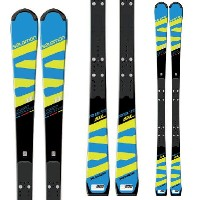 16-17サロモン SALOMON X-RACE SL LABX16LAB(金具付き)