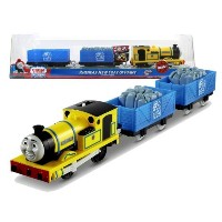 "Fisher Price Year 2012 トーマス Thomas and フレンド Greatest モーメント Series ""Blue Mountain Mystery"" Trackmaste..."