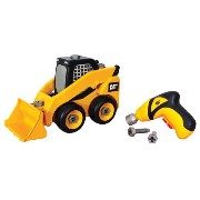Toy State Caterpillar Construction Take-A-Part Trucks: Skid Steer 「汎用品」(海外取寄せ品)