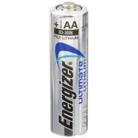 Testo 0515 0572 Energizer L91 Photo Lithium バッテリー for Wireless Probe (Pack of 4) 「汎用品」(海外取寄せ品)