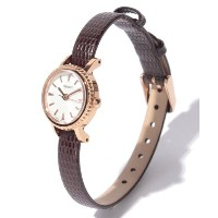 ★dポイントが貯まる★【Watch collection(Watch collection)】【ORIENT】クオーツ時計(丸・ピンクゴールド)【dポイントでお得に購入】