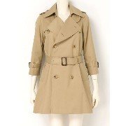 【SALE/10%OFF】beautiful people ultimate pima twilltrench coat ビューティフル ピープル コート/ジャケット【RBA_S】【RBA_E】...