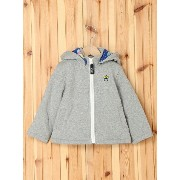 【SALE/40%OFF】X-girl Stages HOODED ZIP UP JUMPER GALAXY 90cm エックスガールステージス コート/ジャケット【RBA_S】【RBA_E】...