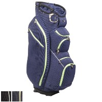 OUUL Ribbed Collection Cart Bag キャディバッグ 【ゴルフ バッグ>カートバッグ】