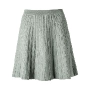 Egrey A-line knit skirt