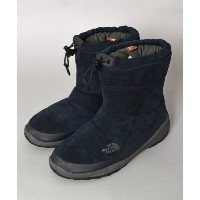 THE NORTH FACE: SHIPS別注 【ultrasuede(R)】 NUPTSE BOOTIE WP【シップス/SHIPS ショートブーツ】