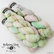 Hedgehog fibres Sock yarn Pistachio (ピスタチオ)