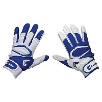 カッターズ メンズ 野球 グローブ 手袋【Cutters Power Control 2.0 Yin Yang Batting Glove】Royal/White