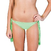 ビラボン Billabong レディース 水着 ボトムのみ【Sammy Lowrider Bikini Bottom】Electric Green