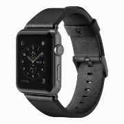 ベルキン F8W731btC00 F8W731btC00 Classic Leather Band ブラック〔Apple Watch 38mm用〕 《納期約1週間》