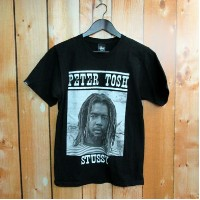 Stussy x Peter Tosh / Legalized It Tee / ステューシー × ピーター・トッシュ / リーガライズイットTシャツ【size:S】【14SS...