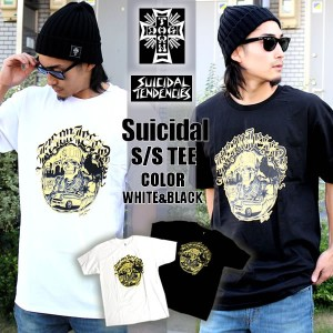 "SUICIDAL TENDENCIES×JASON JESSEE ""LIMITED GUEST COLLECTION"" Tシャツ スイサイダルテンデンシーズ 半袖 トップス メンズ レディース..."