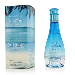 DavidoffCool Water Exotic Summer Eau De Toilette Spray (Limited Edition)ダビドフCool Water Exotic...