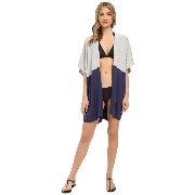 Echo Design Color Block Cardi Cover-Up