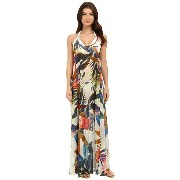 Vitamin A Swimwear Flute Long Dress Cover-Up