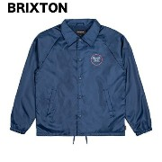Brixton Wheeler Jacket Navy M