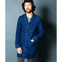 【Magine(マージン)】1714-22-TENCEL DENIM CHESTER COAT チェスターコート