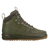 (取寄)ナイキ メンズ ルナ フォース 1 ダックブーツ Nike Men's Lunar Force 1 Duckboots Med Olive Gum Light Brown Cargo...