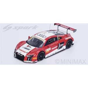1/18 Audi R8 LMS No.6 6th Macau GP FIA GT World Cup 2015 【18SA002】 【税込】 スパーク [スパーク 18SA002 Audi R8...