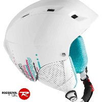ROSSIGNOL ロシニョール COMP J FUN GIRL 〔スキー ヘルメット プロテクター〕 (WHITE):RKEH503-F[34SS-out]