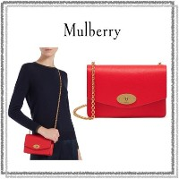 Mulberry マルベリー Small Darley クラッチバッグ Mulberry(マルベリー) バイマ BUYMA
