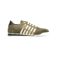 Dsquared2 - New Runner スニーカー - men - レザー/ナイロン/Calf Suede/rubber - 44