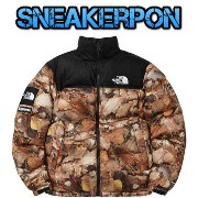 Supreme The North Face Nuptse Jacket Sz L 即発送 店舗購入 Supreme(シュプリーム) バイマ BUYMA