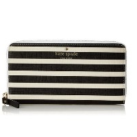 ケートスペード Fairmount Lacey Wallet Black/Sandy Beach kate spade new york(ケイトスペード) バイマ BUYMA