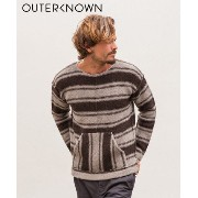 【OUTER KNOWN】ロンハーマン取扱 アルパカニット☆ Outer known(アウターノウン) バイマ BUYMA