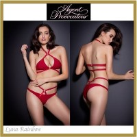 【Agent Provocateur】Shelby★ビキニ 上下セット★レッド Agent Provocateur(エージェントプロヴォケイター ) バイマ BUYMA