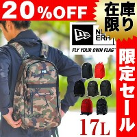 【20%OFFセール】ニューエラ NEWERA!リュックサック デイパック バックパック 大容量 [Daypack] 11226000 メンズ レディース [通販]【送料無料】 プレゼント ギフト...