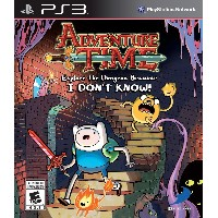 Adventure Time Explore the Dungeon Because I DON'T KNOW! (輸入版:北米) - PS3